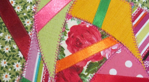patchwork, broderie