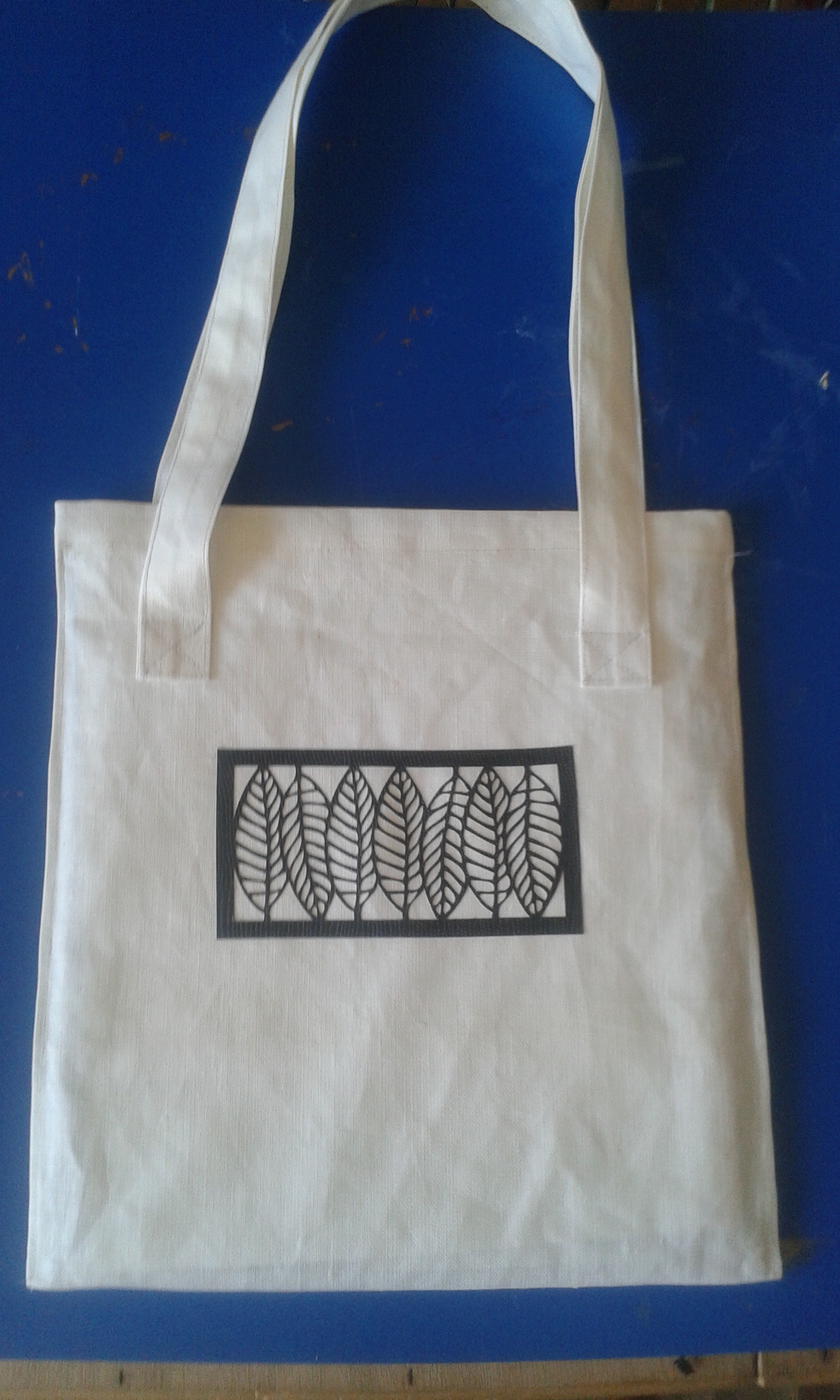 tote bag, lin, scanncut